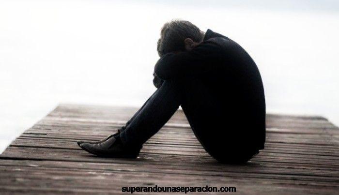 Como enfrentan los hombres una ruptura amorosa