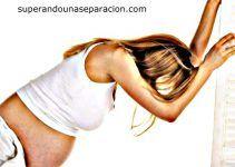 Como superar una separación estando embarazada