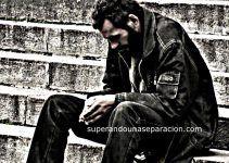 Como superar una separación hombre
