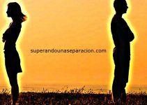 Consejos para superar una separación
