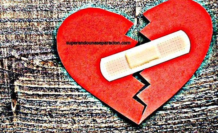 Pasos para superar una ruptura amorosa